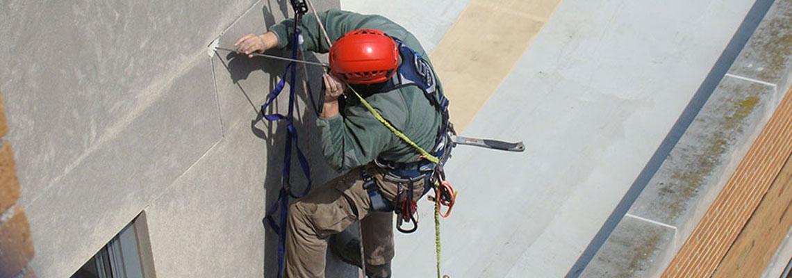 inspection de façade